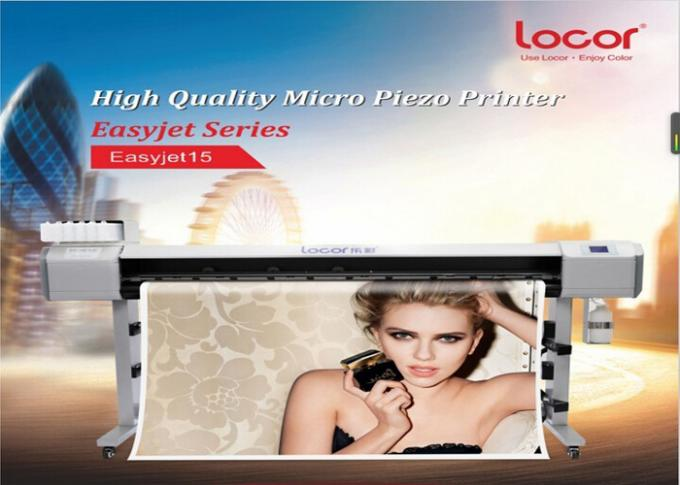 1.6m Lecai Easyjet16S Classical Large Format Eco Solvent Printer Vinyl Banner Sticker Printing Machine
