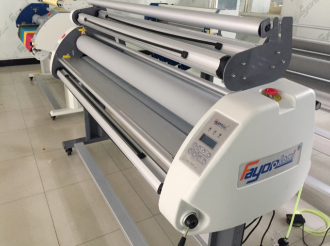 FY-1600DA Roll and Flat Laminating Machinery With Air Pump And Back Cutter