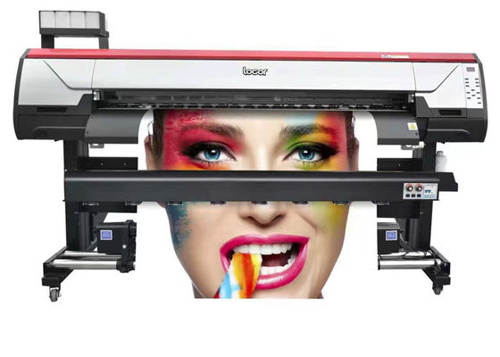 China 6 Feet Flex Printing Machine , Wide Format Plotter Printer Stable Performance supplier