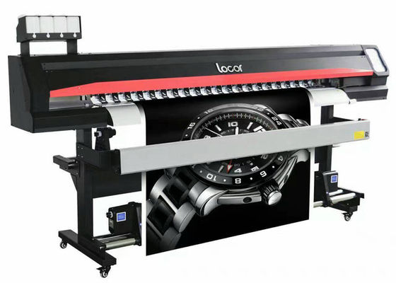 China 5 Feets Water Based  Full Sublimation Printing Machines With Two 5113 Printhead supplier
