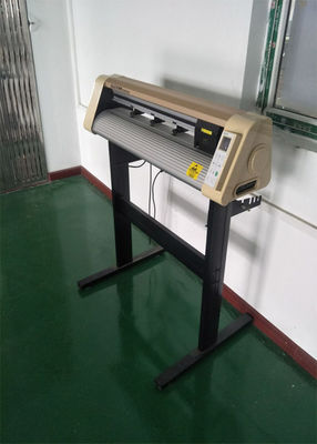 China Suchi Graph 50 Inches Vinyl Cutter With Servo Motor and Camera Detection supplier