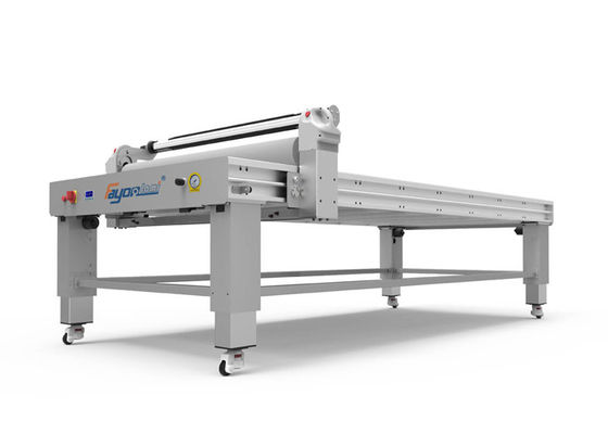 China 50Hz Fayon Flatbed Laminating Machine , Wide Format Table Applicator Machines FY -1530 supplier
