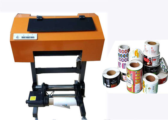 China Roll To Roll Label Printer Multi Purpose , Digital Roll Label Printing Machine supplier