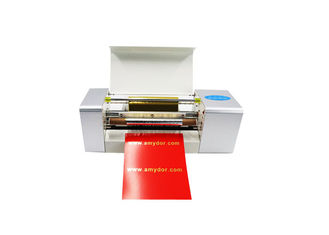 China A3 / A4 Manual High Precision Hot Foil Machine For Paper / Magazines , Digital Stamping Machine supplier