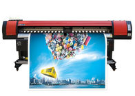 China CMYK 8.5 Feet Ultra Wide Eco Solvent Printing Machine Dx5 High Speed Printhead factory