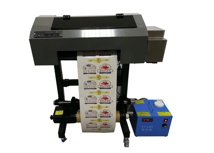 A3 Size Roll Label Printer Sticker Printing Machine For