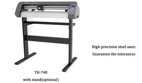 High Precision Cutting Plotter Machine For Vinyl Cutting With