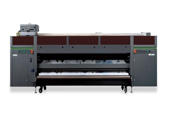 3.2 Meters Roll To Roll Uv Printer Large Format Easy Operation FN-3300 UVT
