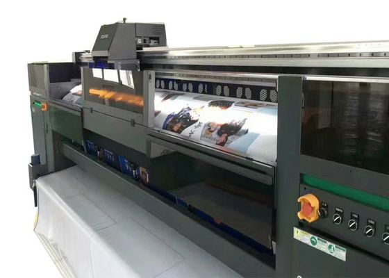 Negative Pressure UV LED Printers Wide Format For Outdoor Advertising