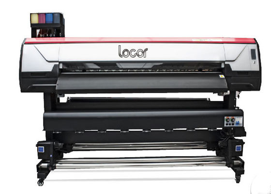High End Large Inkjet Printer , 740 Inch Wide Format Digital Printer 355KG