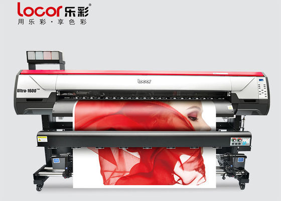 High Resolution Large Scale Printer , Sign Printing Machine For Advertising
