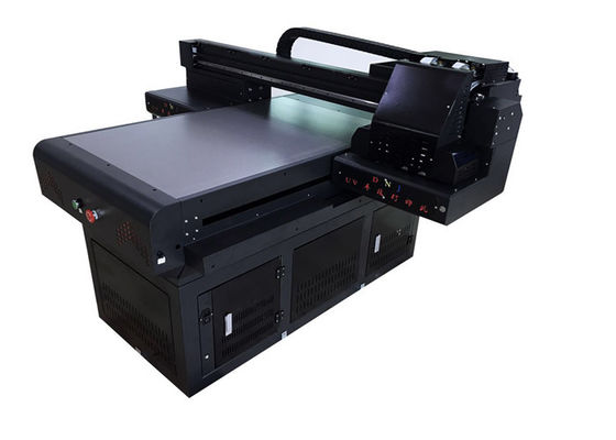High Speed Flatbed Uv Printing Machine , Flatbed Inkjet Printer Multi Function