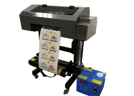 A3 / A4 Paper Roll Label Printer Machine With Epson Original Printhead