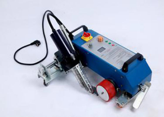 Vinyl Banner Welding Machine / Hot Air PVC Seaming Machine Multiple Function