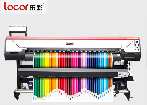 1440 Dpi 63 Inch Indoor Printing Machine With Double 5113 Printer Plotter Ultra-1901Plus