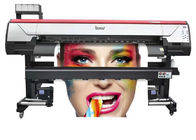 6 Feet Flex Printing Machine , Wide Format Plotter Printer Stable Performance